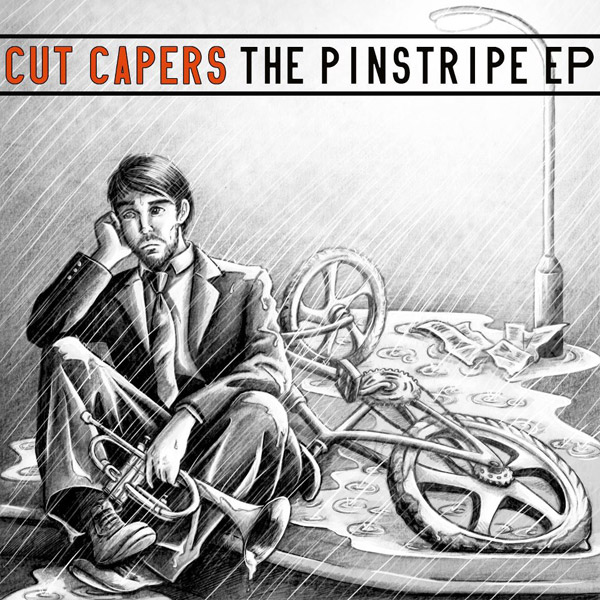 Pinstripe EP Artwork