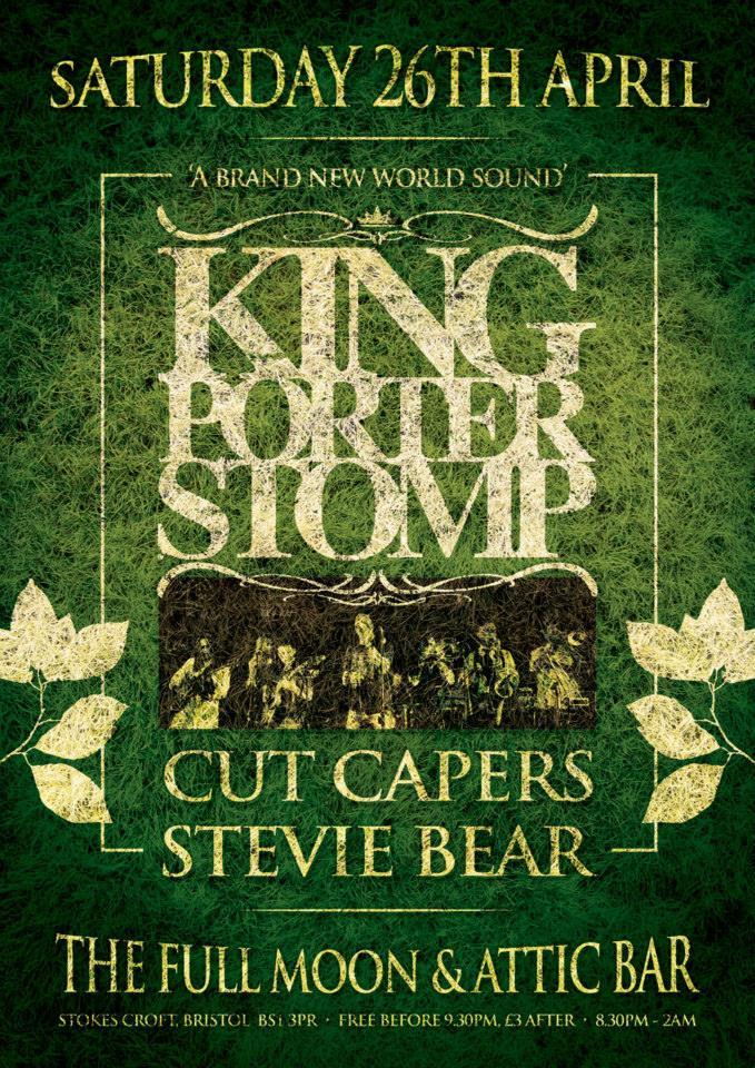 Attic w/ King Porter Stomp